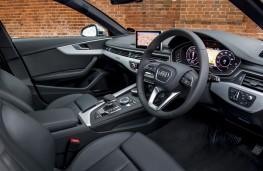Audi A4 allroad, 2016, interior