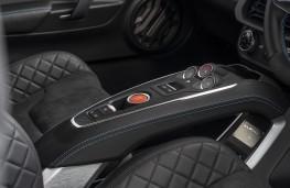 Alpine A110, 2017, console