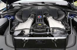 ALPINA BMW B5 Bi-Turbo, 2018, engine