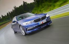ALPINA BMW B5 Bi-Turbo, front