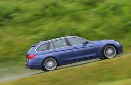 ALPINA BMW B5 Bi-Turbo, side