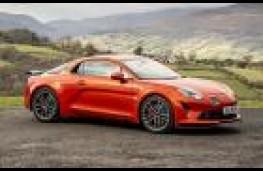 Alpine A110, Geneva Motor Show 2017