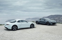 Alpine 110, 2018, Pure and Legende