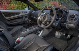 Alpine A110 Premiere Edition, 2018, interior