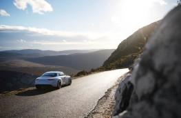 Alpine A110, 2017, rear, action