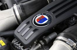 Alpina B7 Bi-Turbo, 2017, rocker cover