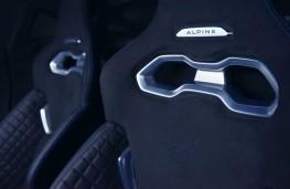 Alpina B7 Bi-Turbo, 2017, rear seats