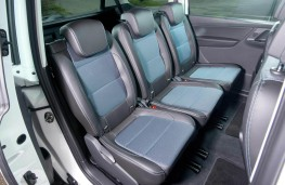 SEAT Alhambra, seats, middle