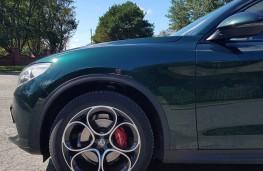 Alfa Romeo Stelvio 2.2 Q4 Milano Edizione, wheel