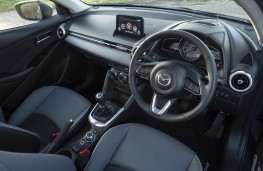 Mazda2, 2020, interior