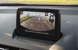 Mazda2, 2020, display screen