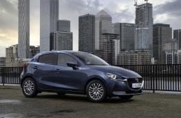 Mazda2, 2020, side