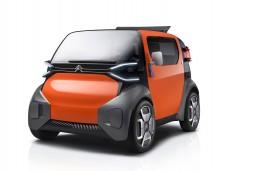 Citroen Ami One Concept, 2019, front