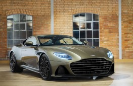 Aston Martin DBS Superleggera On Her Majesty's Secret Service speical edition, 2019, front