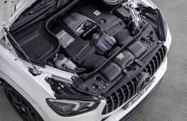 Mercedes-AMG GLE 63 Coupe, 2020, engine