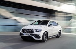 Mercedes-AMG GLE 63 Coupe, 2020, front