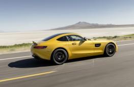 Mercedes-AMG GT, side