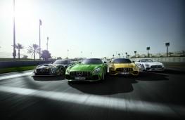 AMG, 2017, GT line up