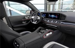 Mercedes-AMG GLE 63 Coupe, 2020, interior