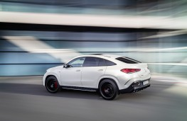 Mercedes-AMG GLE 63 Coupe, 2020, rear