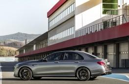 Mercedes-AMG E 63 S 4MATIC, side, static