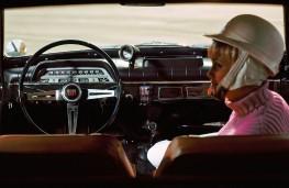 Volvo Amazon, interior, promo shot