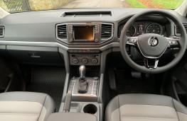 Volkswagen Amarok, 2018, interior