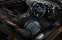 Aston Martin DBS Superleggera On Her Majesty's Secret Service speical edition, 2019, interior