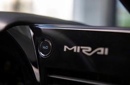 Toyota Mirai, 2021, badge