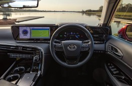 Toyota Mirai, 2021, interior