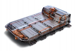 Opel Ampera-e, battery pack