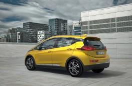 Opel Ampera-e, side