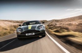 Aston Martin DB11 AMR, front