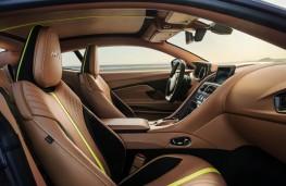 Aston Martin DB11 AMR, interior