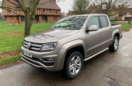 Volkswagen Amarok, 2018, side 2