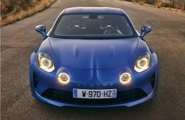 Alpine A110 Premiere Edition, 2017, nose