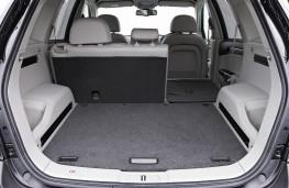 Vauxhall Antara 2011, luggage space