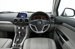 Vauxhall Antara 2011, interior