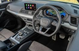 Audi Q5 2.0 TFSI quattro, 2017, interior