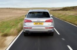 Audi Q5 2.0 TFSI quattro, 2017, rear
