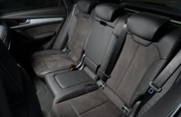 Audi Q5 2.0 TFSI quattro, 2017, rear seats