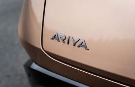 Nissan Ariya, 2020, badge