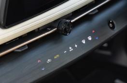 Nissan Ariya, 2020, dashboard