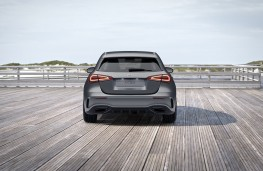 Mercedes A-Class Exclusive Edition, 2020, rear