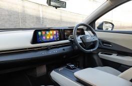 Nissan Ariya, 2020, interior