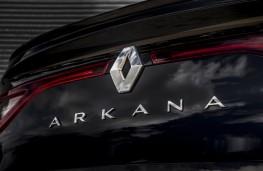 Renault Arkana, 2021, badge