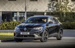 Renault Arkana, 2021, front, static