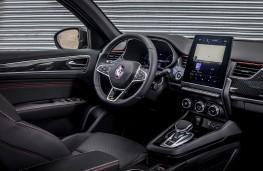 Renault Arkana, 2021, interior