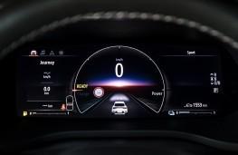 Renault Arkana, 2021, instrument panel