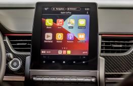 Renault Arkana, 2021, display screen
